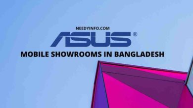 Asus Mobile Showrooms in Bangladesh