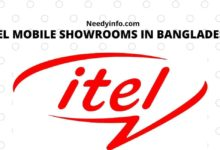 Itel Mobile Showrooms in Bangladesh
